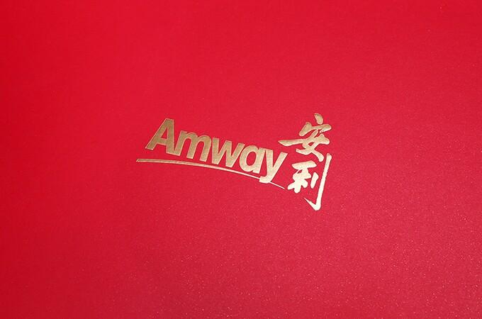 集和X安利直销企业品牌设计